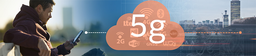 5G: Innovation from Client to Cloud