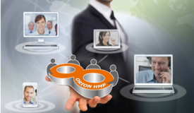 ORION-HMP Video Conferencing Platform