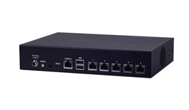 NCA-1011 Compact Fanless x86 Network Appliance
