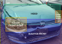 Altoros Car Damage Recognition