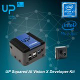 Aaeon UP Squared AI Vision X Developer Kit