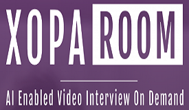 X0PA ROOM AI-Enabled  Video Interviewing platform