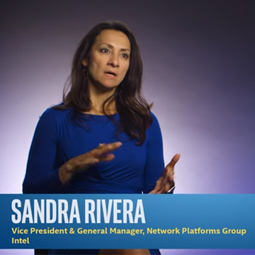 Sandra Rivera The Hub
